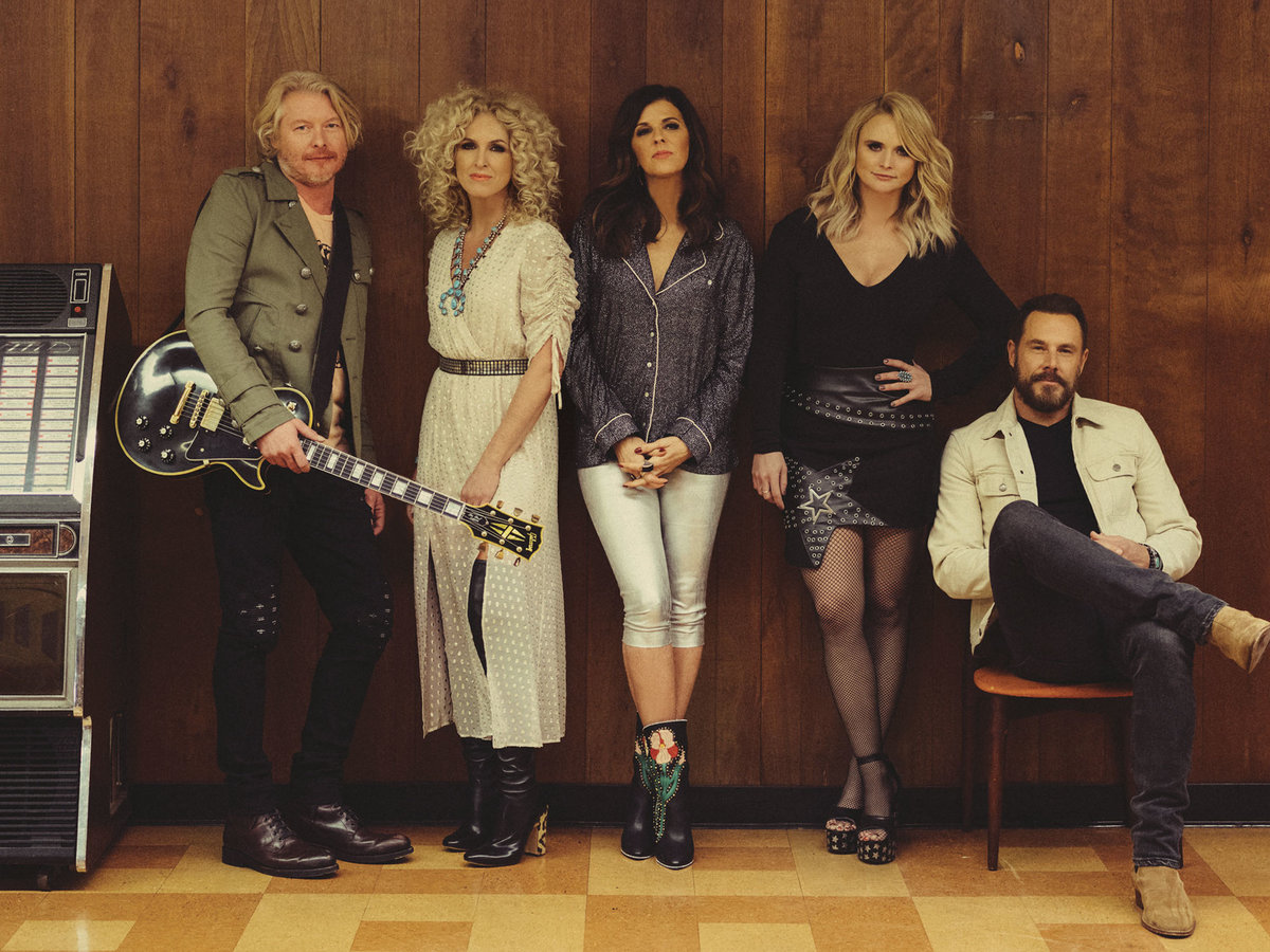 Miranda and little big town to co headline the bandwagon tour for photo m4hsunfo